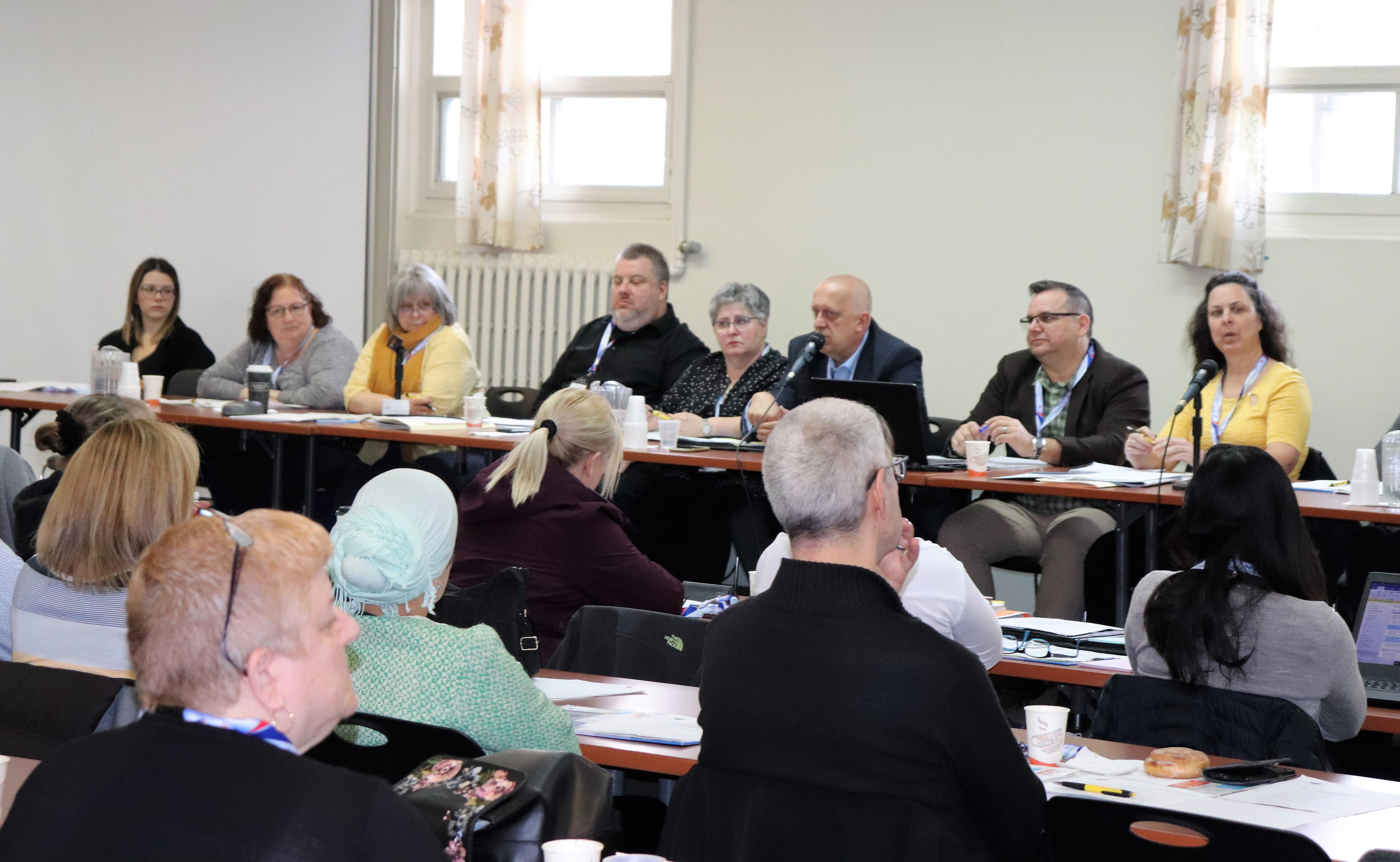 Conseil général SEPB-575 les 9 et 10 mai 2019