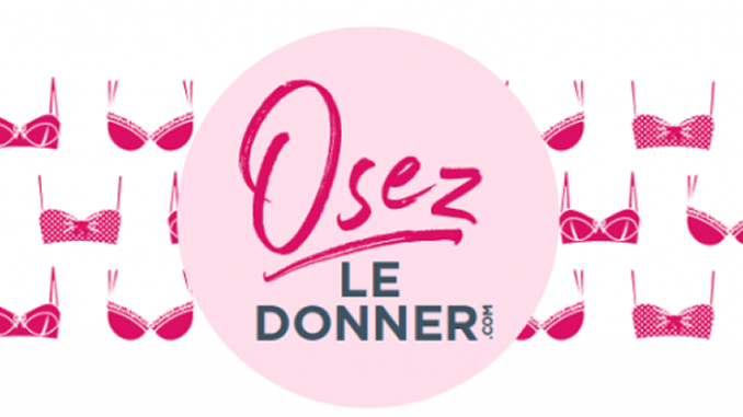 Osez le donner